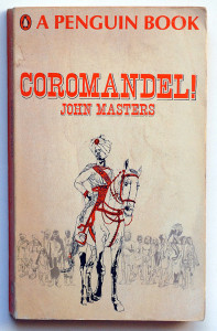 John Masters book bib cover 1967